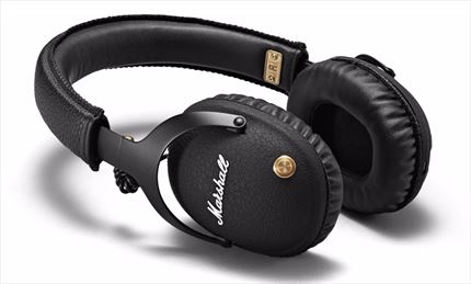 AURICULARES MARSHALL DIADEMA MONITOR BLUEETOOTH BLACK