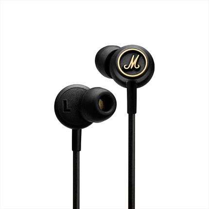 AURICULARES MARSHALL IN EAR MODE Negro