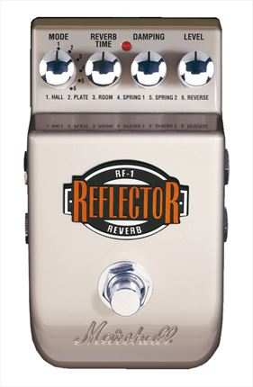 PEDAL GUITARRA MARSHALL REFLECTOR Reverb