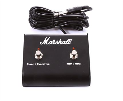 PEDAL MARSHALL SWITCH 2 INTERRUPTORES Con LED