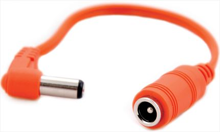 Polarity inverter cable orange